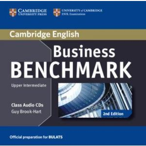 Business Benchmark 2nd Edition Upper Intermediate BULATS. CD do Podręcznika