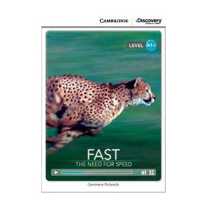 Fast: The Need for Speed. Cambridge Discovery Education Interactive Readers (z kodem)