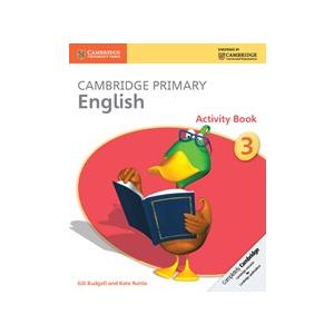 Cambridge Primary English 3. Ćwiczenia