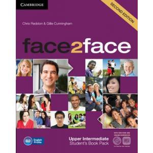 Face2Face Upper-Intermediate. Podręcznik + DVD + Kod Dostępu do Ćwiczeń Online