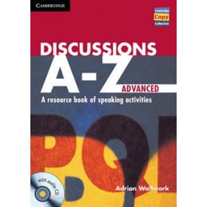Discussions A-Z Advanced + CD