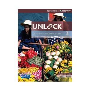 Unlock: Listening & Speaking Skills 3. Podręcznik + Online Workbook