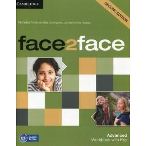 face2face 2ed Advanced EMPIK ed WB