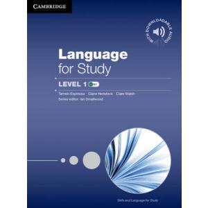 Language for Study 1 SB with Downloadable Audio