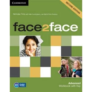 Face2Face Advanced Second Edition. Ćwiczenia + Klucz