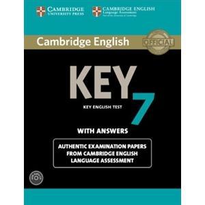 Cambridge English Key (KET) 7. Self Study Pack (Podręcznik z Kluczem + CD)
