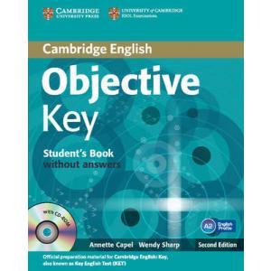 Objective Key for Schools. Podręcznik bez Klucza + CD