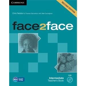 Face2Face Intermediate. Książka Nauczyciela + CD