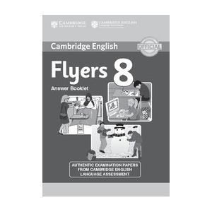Cambridge English Flyers 8. Klucz