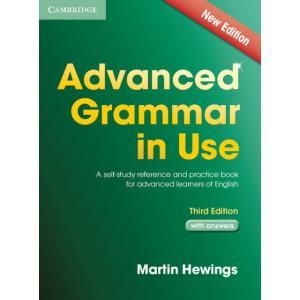 Advanced Grammar in Use 3Ed. Podręcznik z Kluczem