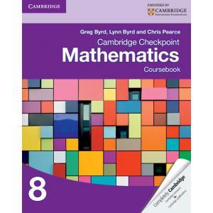 Cambridge Checkpoint Mathematics 8. Coursebook