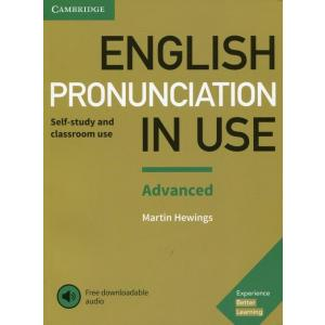 English Pronunciation in Use Advanced with Answers and Downloadable Audio