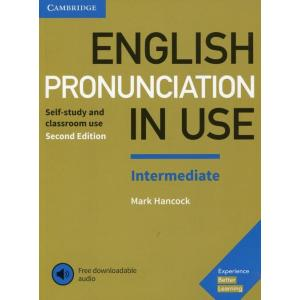 English Pronunciation in Use Intermediate 2ed with Answers and Downloadable Audio