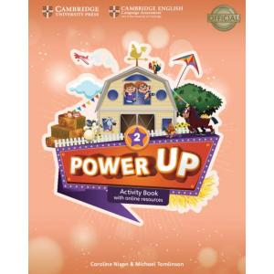 Power Up 2. Ćwiczenia + Online Resources and Home Booklet