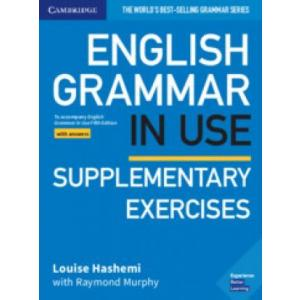 """""""English Grammar in Use 5ed Supplementary Exercises Book with Answers """""""