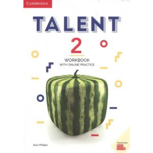 Talent 2. Ćwiczenia + Online Practice