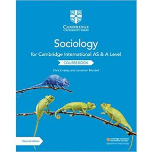 Cambridge International as and a Level Sociology Coursebook 2019