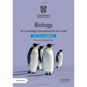 Cambridge International AS & A Level Biology. Practical Workbook