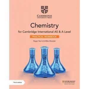 Cambridge International AS & A Level Chemistry. Practical Workbook
