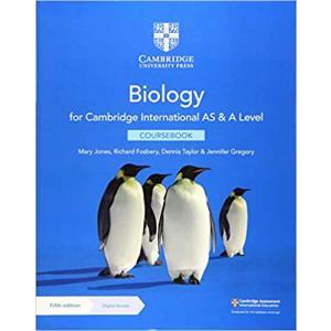 Cambridge International AS & A Level Biology. Coursebook + Digital Access