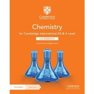 Cambridge International AS & A Level Chemistry. Coursebook + Digital Access