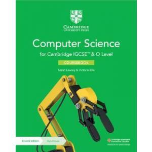 Cambridge IGCSE and O Level Computer Science. Coursebook with Digital Access