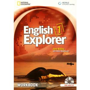 English Explorer International 1.   Ćwiczenia + CD
