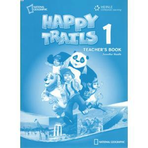 Happy Trails 1. Książka Nauczyciela