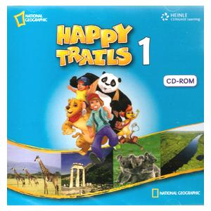 Happy Trails 1. Interactive CD-ROM