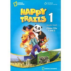 Happy Trails 1.    CD do Podręcznika