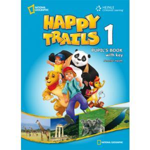 Happy Trails 1.   Podręcznik + CD