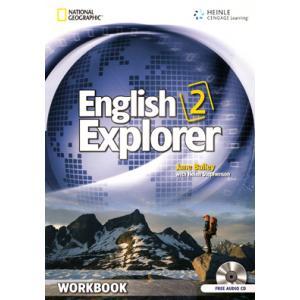 English Explorer International 2.   Ćwiczenia + CD