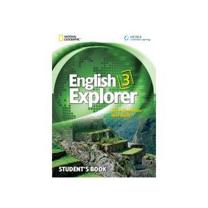 English Explorer International 3.   Podręcznik + MultiROM