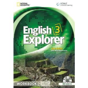 English Explorer International 3.   Ćwiczenia + CD