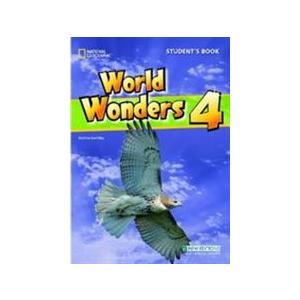 World Wonders 4.   Ćwiczenia + CD