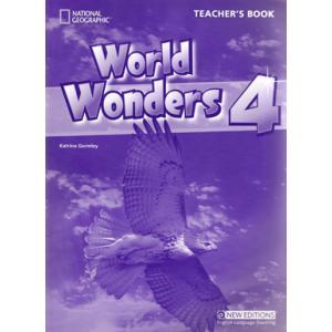 World Wonders 4. Książka Nauczyciela