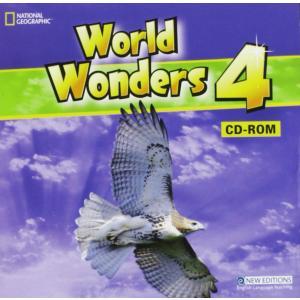World Wonders 4. CD-ROM