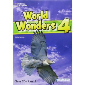 World Wonders 4. CD do Podręcznika