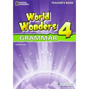 World Wonders 4. Teacher's Book Grammar