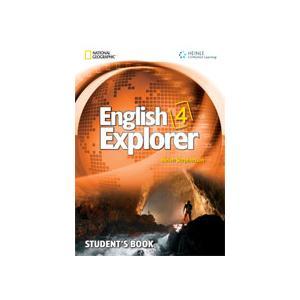 English Explorer International 4.   Ćwiczenia + CD