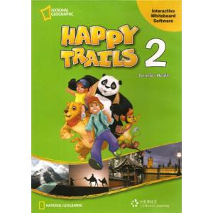Happy Trails 2 Interactive Whiteboard CD-ROM