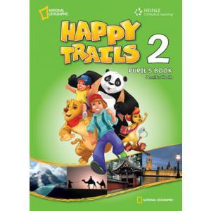 Happy Trails 2.    Podręcznik + CD