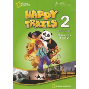 Happy Trails 2. CD do Podręcznika