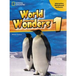 World Wonders 1. Oprogramowanie Tablicy Interaktywnej + CTT + Wbex