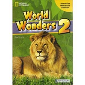 World Wonders 2. Oprogramowanie Tablicy Interaktywnej + CTT + Wbex