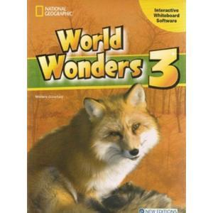 World Wonders 3. Oprogramowanie Tablicy Interaktywnej + CTT + Wbex