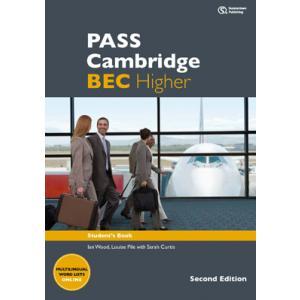 Pass Cambridge BEC Higher. Podręcznik