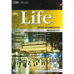Life Upper Intermediate.   Ćwiczenia + CD