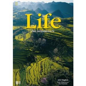 Life Pre-Intermediate.   Podręcznik + DVD