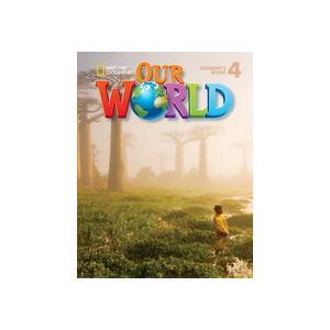 Our World 4. Podręcznik + CD